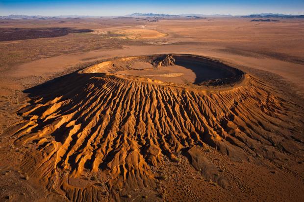 La reserva de la Biósfera El Pinacate y Gran Desierto de Altar en Sonora