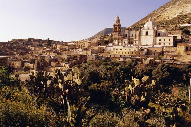 Real de Catorce en San Luis Potosí