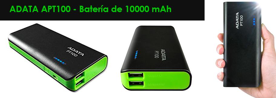 Baterías externas para celulares